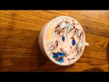 "Chino from ""Is the Order a Rabbit?"" - BELCORNO's Latte Art 10"