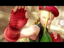 Street Fighter V: New Challengers Cammy and Birdie Revealed