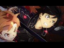 "Tráiler: película animada ""Sword Art Online"""