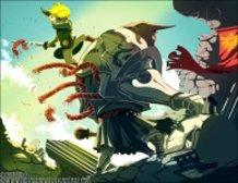 Link VS. Darknut