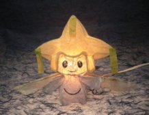 "A Light that Delivers Wishes♪ ""Jirachi"" Lamp Shade"