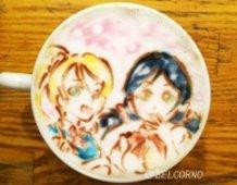 Latte Art [Eli Ayase & Nozomi Tojo] Love Live!