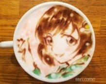 Latte Art [Araragi Tsukihi] Monogatari Series