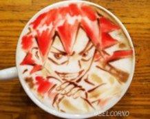 Latte Art [Shoukichi Naruko] Yowamushi Pedal