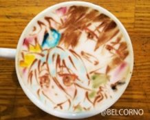 Latte Art [ ] No Game No Life
