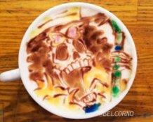 Latte Art [Brook] One Piece