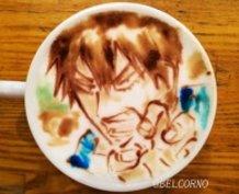 Latte Art [Yasutomo Arakita] Yowamushi Pedal