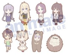 """NEW GAME!"" Rubber Strap Collection"