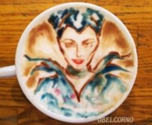 Latte Art [Maleficent]