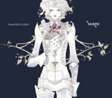 VAMPIRE'S LOVE CD Jacket First-Release Limited Edition A