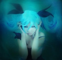 Deep Sea Girl: Hatsune Miku