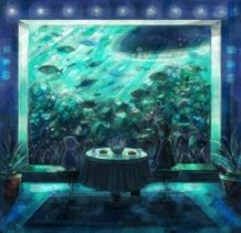 Tea Time at the Bottom of the Ocean