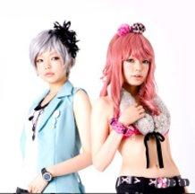 PHI&YOTSUBA cosplay!