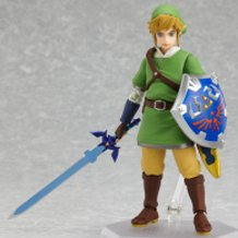 "figma ""Link"" from The Legend of Zelda!"