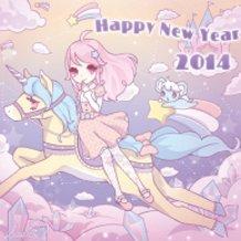 Happy New Year 2014