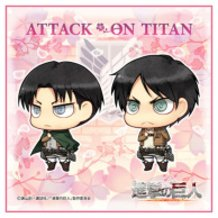 Attack on Titan New Spring Goods Special