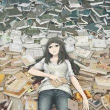 Sea of books