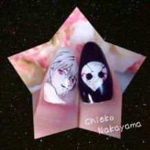 Evangelion Nails