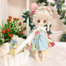 Original Painted Doll