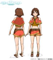 Amy (CV: Hisako Kanemoto)