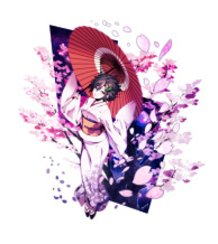 Miyane Jinguji~cherry blossoms~