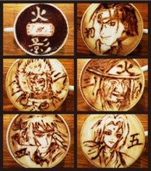 Hokage by Naruto
