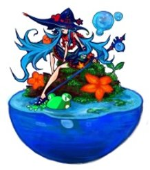Witch of water