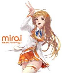 Mirai Suenaga ~Winter Uniform~