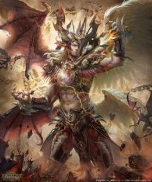 Angel Bane LV4