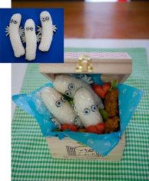 Hattifatteners in a Moomin Box