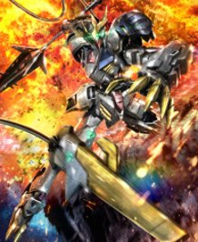 Gundam Barbatos Lupus Rex