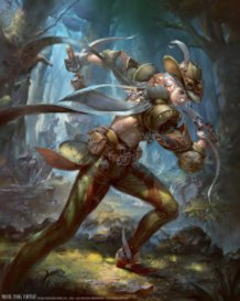 Mobius FINAL FANTASY -Hunter