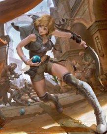 Mobius Final Fantasy  (FFVII-Yuffie)