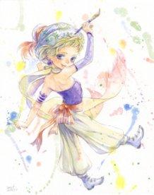 Final Fantasy6 - Relm