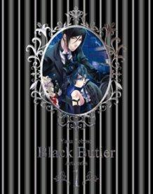 "Illustration Collection ""Yana Toboso Works - Black Butler (1)"""