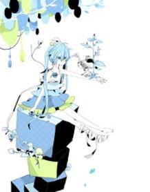 MIKU Blue