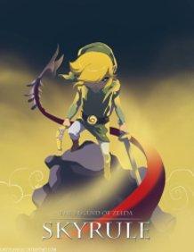 Legend of Zelda-Skyrule