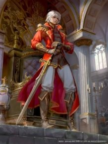 Final Fantasy Brave Exvius Shera