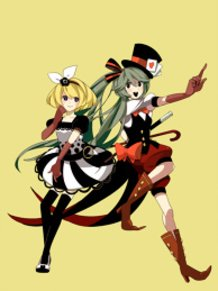 Miku&Rin