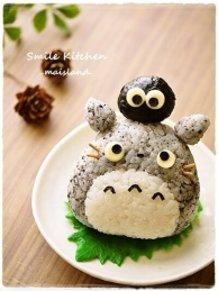 My Neighbor Totoro Onigiri♪