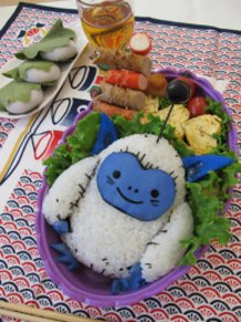 Dragon Quest Monsters Bento - Watabou