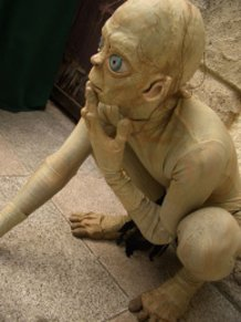 Gollum ; The Lord of the Rings