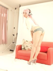 supersonico cosplay