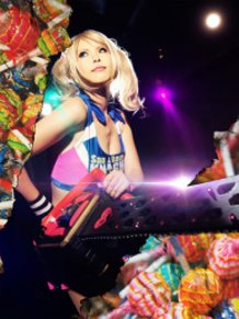 Juliet-LOLLIPOP CHAINSAW
