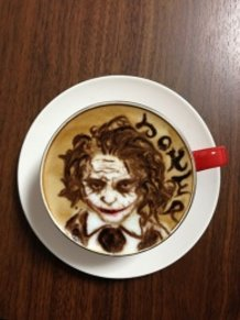 latte art~JOKER~