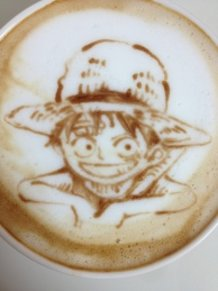 Luffy as a Child