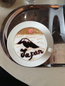 latte art~Japan~