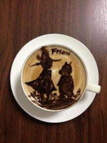 latte art~friends~