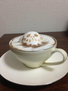 3D-latte art ~Jack~