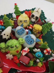 Dragon Quest Monsters on Christmas